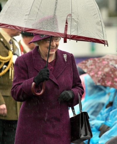 Umbrella Queen Elizabeth II 004