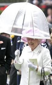 Umbrella Queen Elizabeth II 010