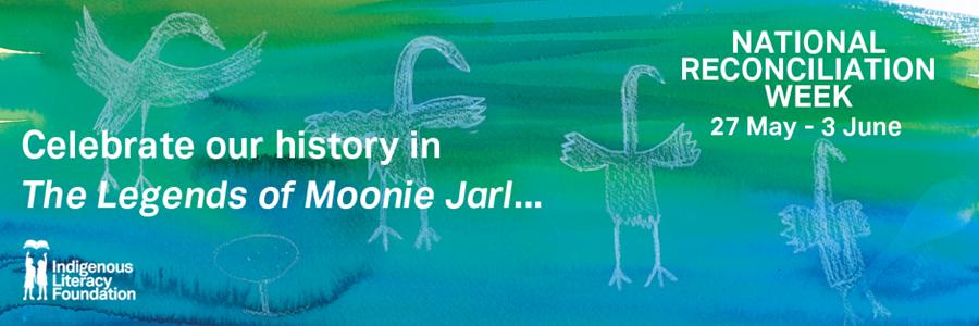 ILF Legends of Moonie Jarl Banner