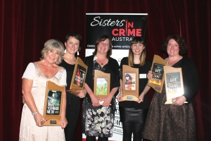 Sisters in Crime Awards Judith Rossell 01