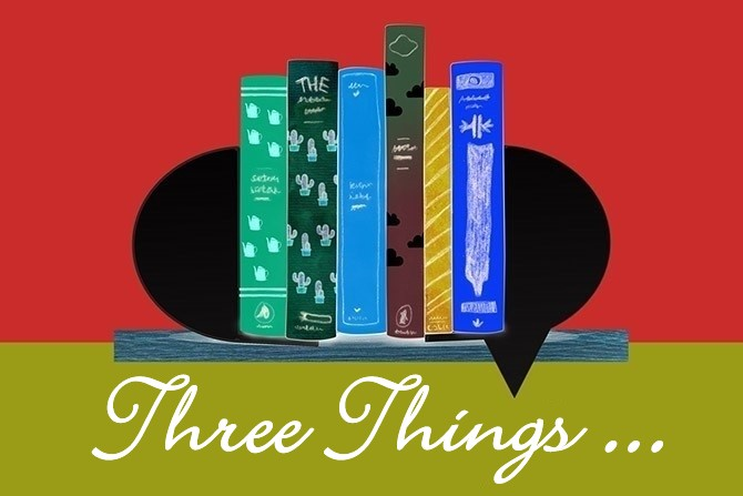 Bookshelf for ABC Radio 04