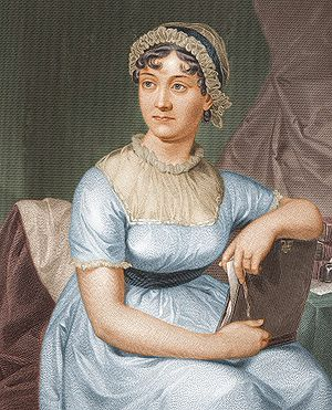 Jane Austen English Author