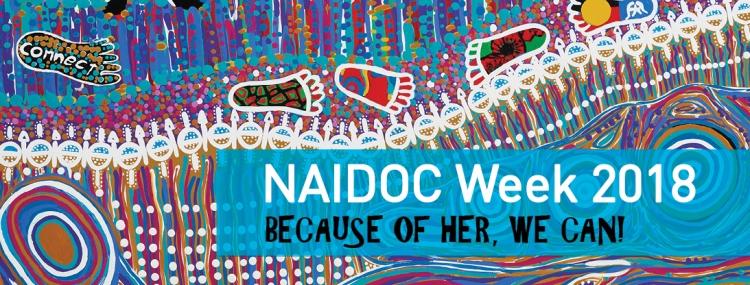 NAIDOC Poster Facebook Banner 2018