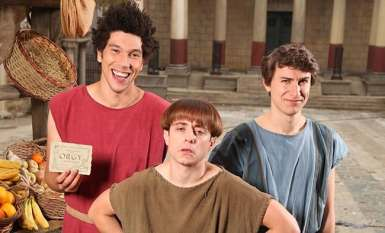 Plebs TV Series 03