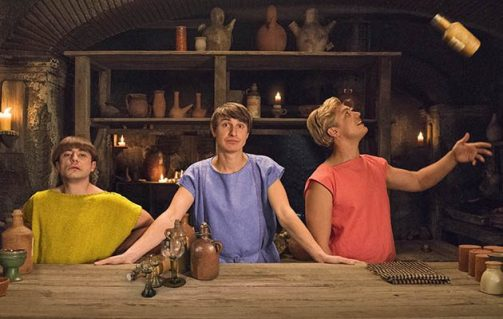 Plebs TV Series 05