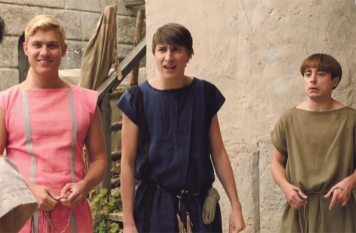 Plebs TV Series 07