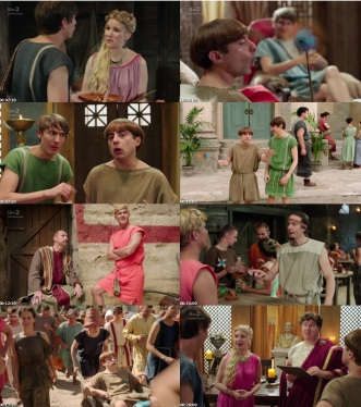 Plebs TV Series 08
