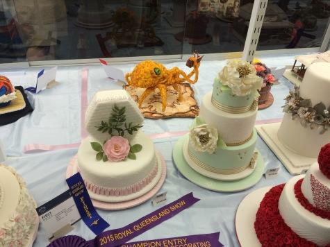 Ekka Cake Icing Winner