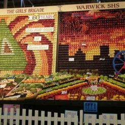 Ekka Fruit and Vegetable Display 05