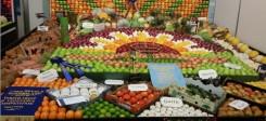 Ekka Fruit and Vegetable Display 06