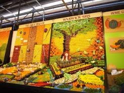 Ekka Fruit and Vegetable Display 08