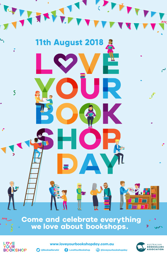 Love Your Bookshop Day 2018 001