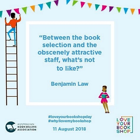Love Your Bookshop Day 2018 002