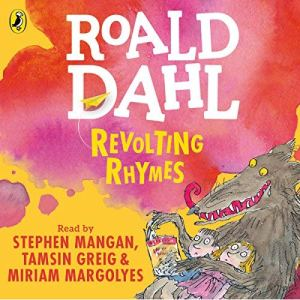Roald Dahl Audio Book 08