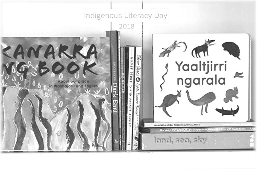 Indigenous Literacy Day 2018