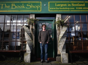 Shaun Bythell Bookshop Owner 02