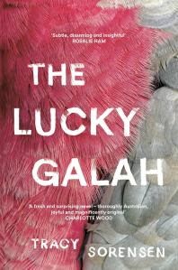 The Lucky Galah Bookcover