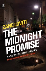 Zane Lovitt The Midnight Promise