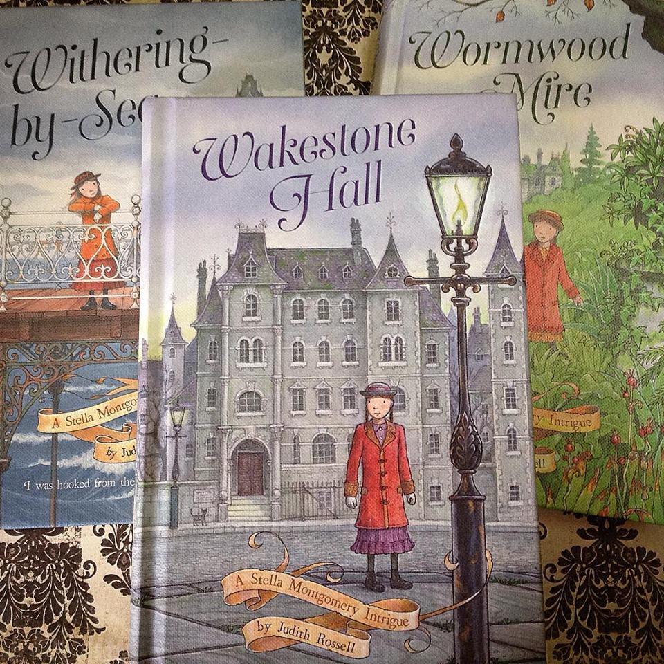 Stella Montgomery Three Book Series