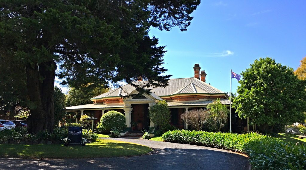 Vacy Hall Historic Boutique Hotel 03