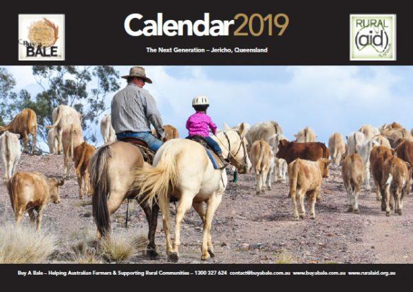 Buy A Bale Calendar 2019