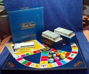 Trivial Pursuit Boardgame Genus Edition