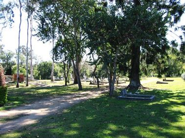 brookfield historical cemetery
