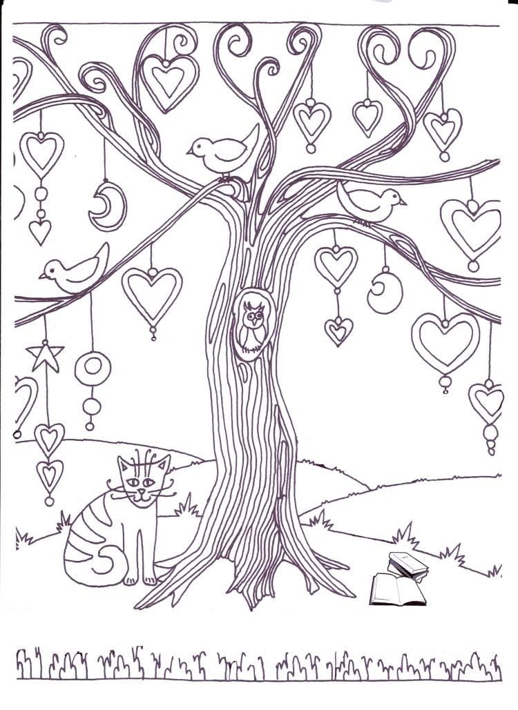 Valentine's Tree 03