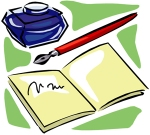Poetry Clipart 08