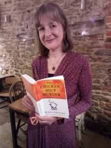 Maria Donovan Book Launch