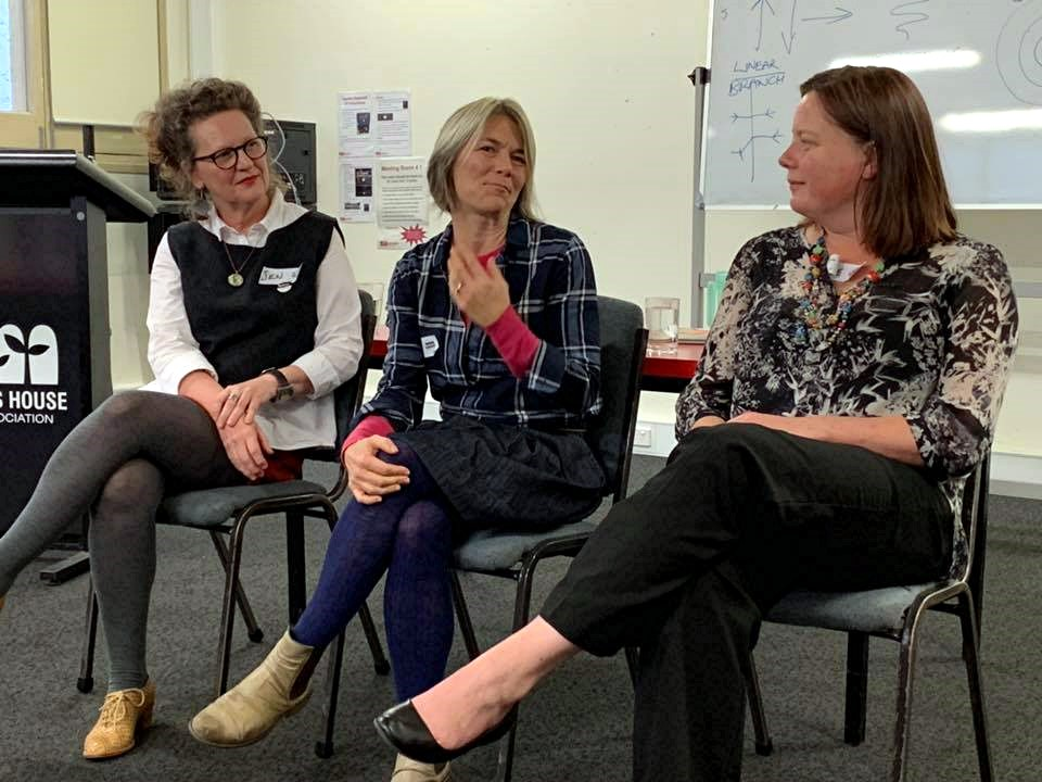 Scribbles Masterclass Melbourne May 2019 Panel