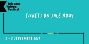 Brisbane Writers Festival 2019 03