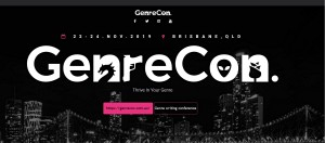 GenreCon QWC Brisbane Nov 2019 002