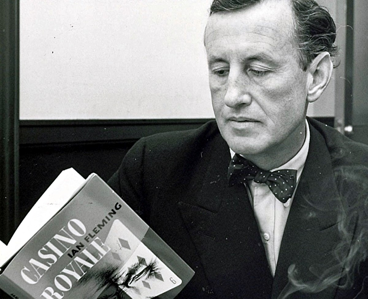 James Bond 007 Author Ian Fleming