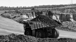 Coal Mining Coal Truck