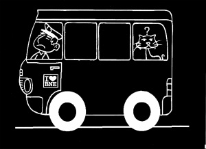 Draw-a-Bus Cartoon 07