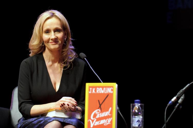 The Casual Vacancy by J K Rowling 2012 002