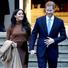 Prince Harry Duke of Sussex Meghan Duchess of Sussex 01