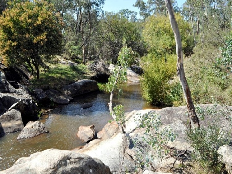 Yackandandah Creek Victoria