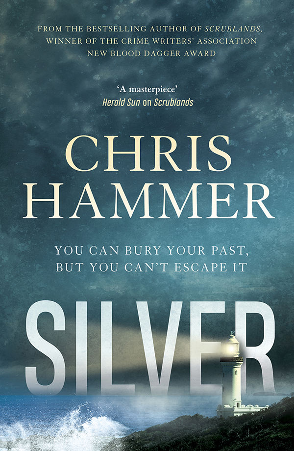 Chris Hammer Bookcover Silver