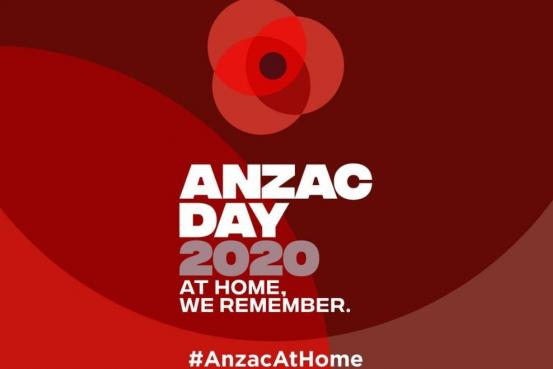 ANZAC Day At Home 2020
