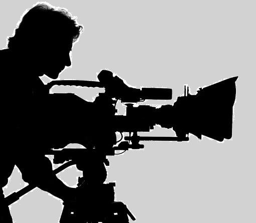 Film Cameraman Movie Camera