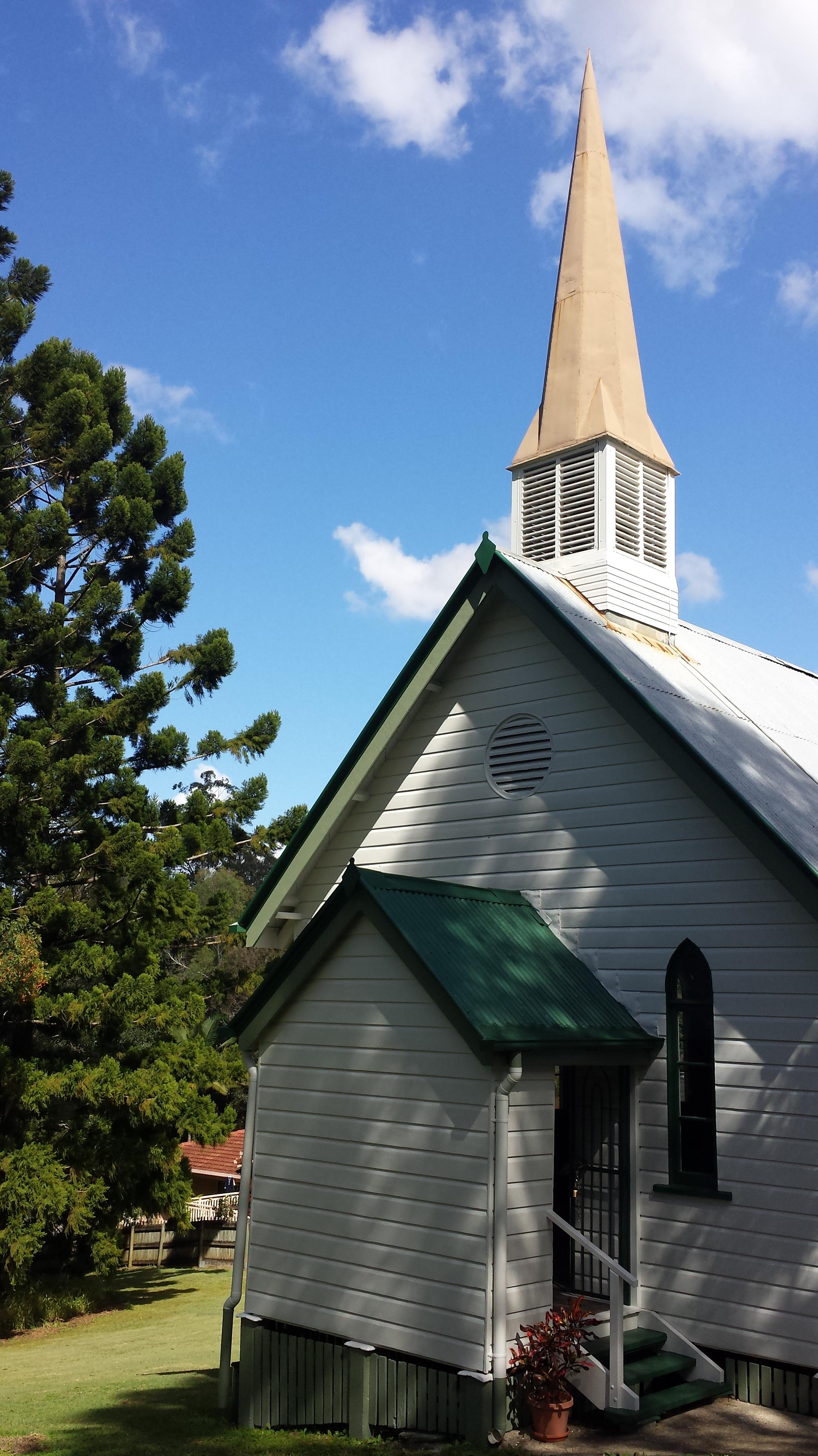 Pioneer Church Kenmore Uniting Church Sept 2021 01